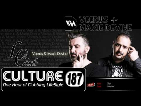 Le Club Culture Radioshow Episode 187 (Veerus and Maxie Devine)