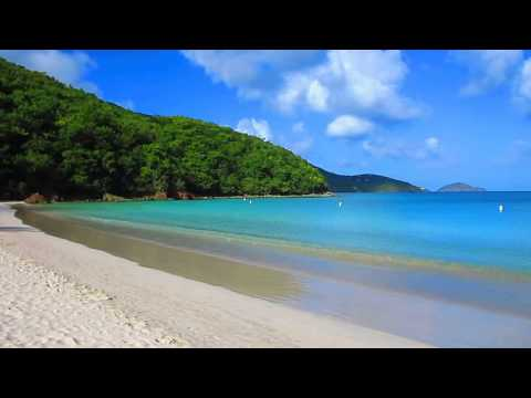 Magens Bay is the Best Beach of St.Thomas US Virgin Islands