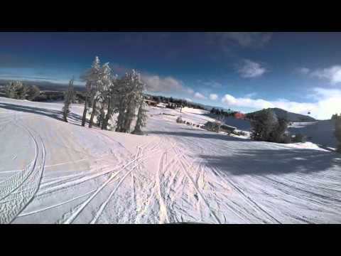 Mammoth mountain jan 10 2016 top of chair 23 run from top for Chair 23 mammoth