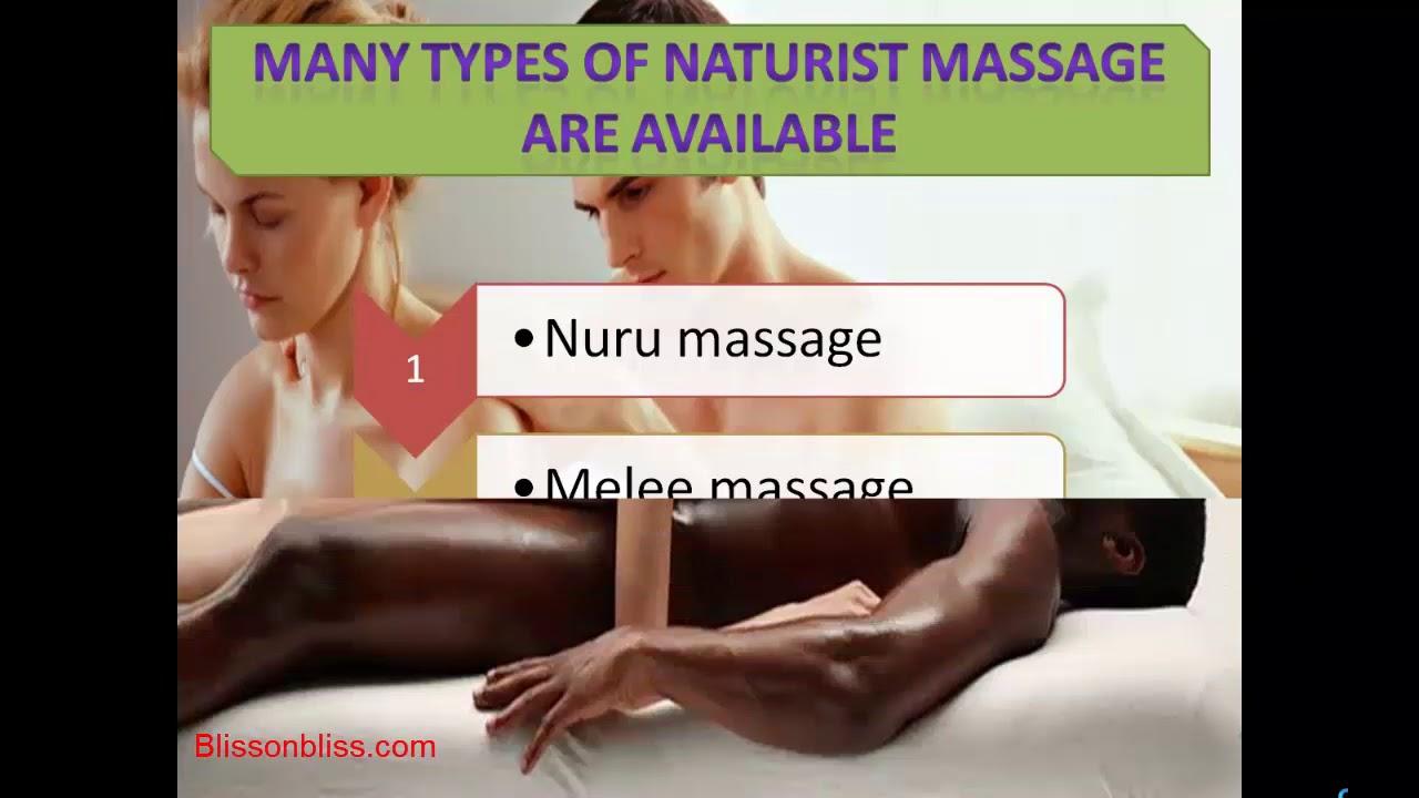 Massage naturist Carina's Nude
