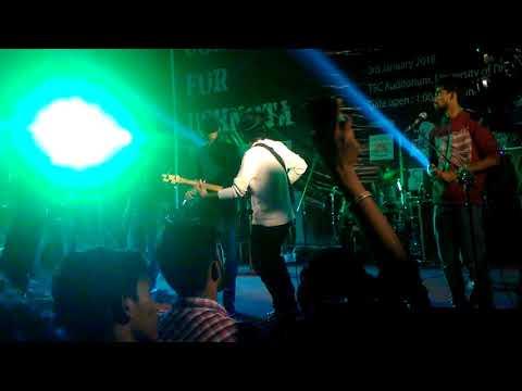 Dhaka University TSC Auditorium Concert Tasrif Khan Unreleased tack