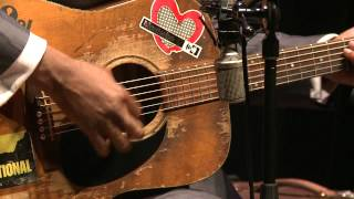 Bai kamara Jr Riverboat Blues (live) @ Salle Culomban 08/6/2012