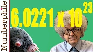 Avogadro's Number (Mole) - Numberphile