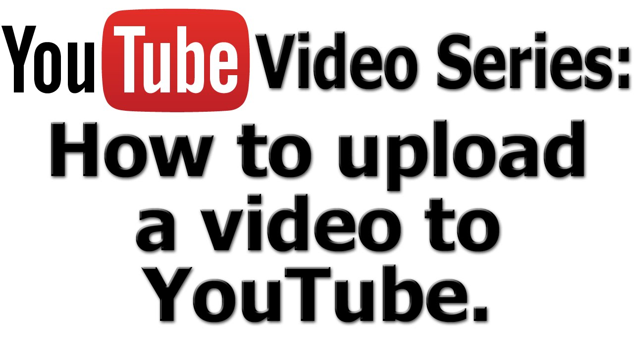 how to delete a youtube video i uploaded