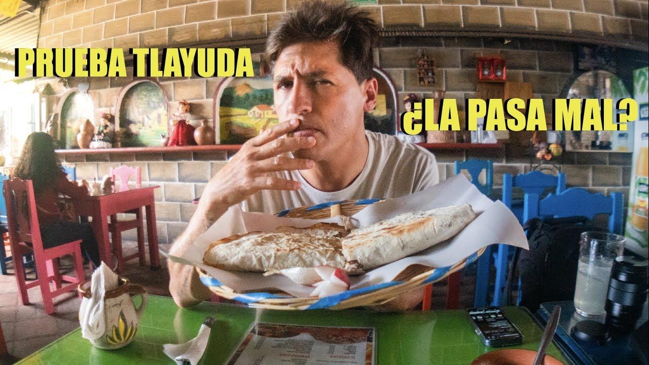 🔥 COCO MAGGIO prueba comida MEXICANA 🇲🇽 ¿LA PASA MAL? // OAXACA