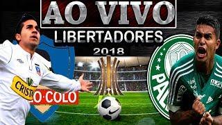 Dep. Cuenca 0 x 2 Fluminense + Colo-Colo 0 x 2 Palmeiras | Copa Libertadores 20/09/2018