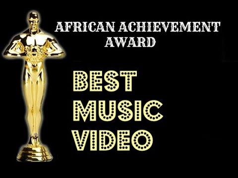 BEST MUSIC VIDEO 2014 AFRICAN ACHIEVEMENT AWARD