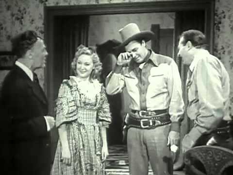 Underground Rustlers 1941   Full Movie