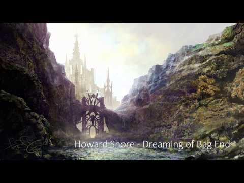 Клип Howard Shore - Dreaming Of Bag End
