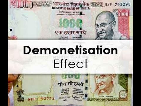 effects of black money