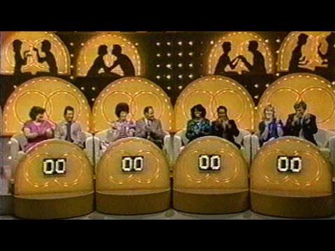 New Newlywed Game - Gina/Pete, Joyce/Verne, Dietra/Rodney, Geraldine/Randy (1985)