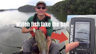 Drifting for Flatheads and Blue Catfish in a Kayak