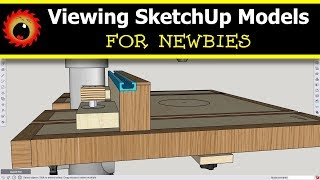 Viewing SketchUp Models - For Newbies