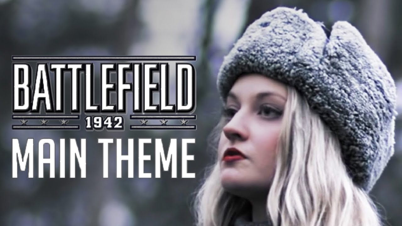 BATTLEFIELD 1942 Main Theme Song MUSIC VIDEO (Feat The Conscript Band of the Finnish Defence Forces)