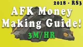 Runescape 3 - AFK Money Making Guide 3M/HR! - 2018