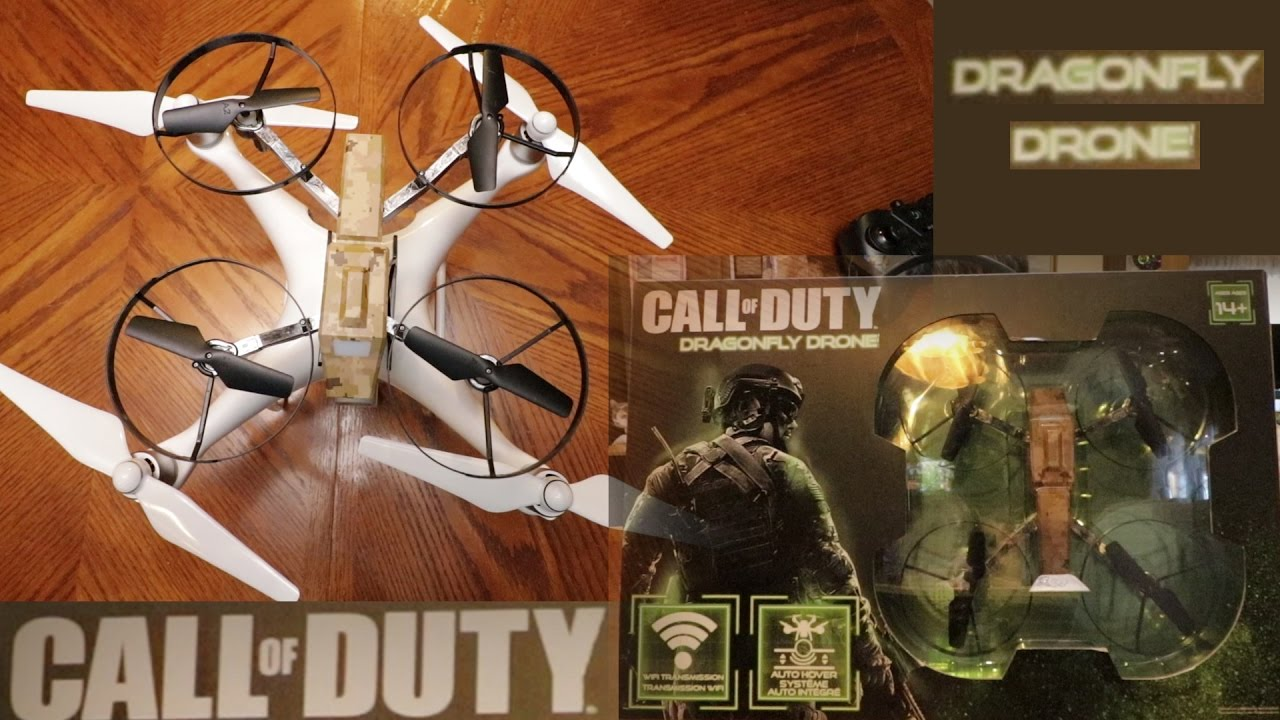 call of duty drone review