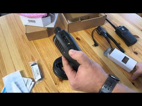 Цифровые и аналоговые рации Motorola DP1400