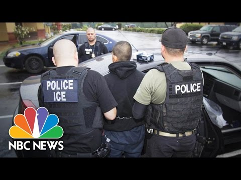 Daily Life With An Immigration Lawyer: 'If They Take Him, He's Out' | NBC News