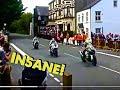 Insane  200mph / 320 Km/h  Super Bikes - Isle of Man TT (Sulby Straight) - HD