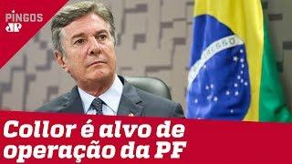 Fernando Collor na mira da PF