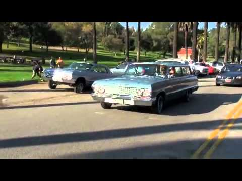 """(MOBILE) """"DRIVE-BY@ELYSIAN PARK""""..."""