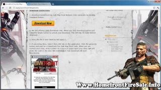 How to Download Homefront Fire Sale Map Pack Free!