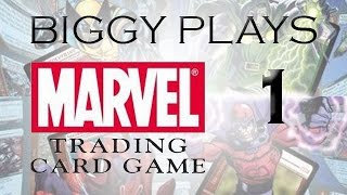 Biggy Plays - Marvel TCG 001 - Ain't Easy Bein Green