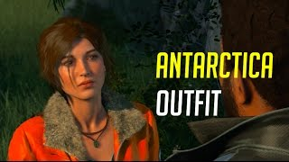 ANTARCTICA OUTFIT DLC GAMEPLAY (20TH ANNIVERSARY) - Rise of the Tomb Raider