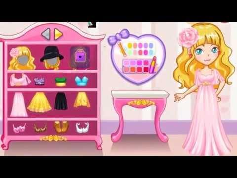 Девчонки спешат на вечеринку - игра для девочек