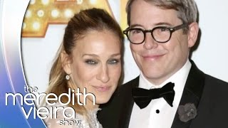 Matthew Broderick On His Marriage To SJP | The Meredith Vieira Show