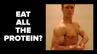 Martin Berkhan (Lean Gains) Advocating 60% Protein Intake?