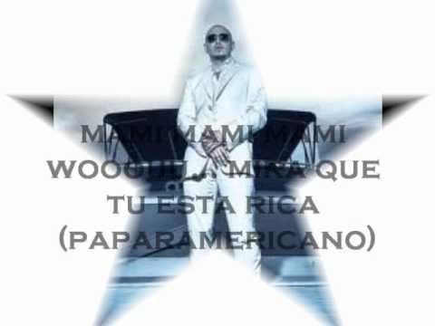 Pitbull Bon Bon (we speak no americano) lyrics