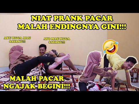 PRANK PACAR GAGAL MALAH TERJADI GINI!!!    GAGAL PRANK PACAR!!!