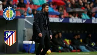 Atletico Madrid vs Getafe CF Extended Match Highlight and Goals