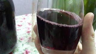 Вино красное из крыжовника. Часть 3