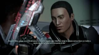 Testing 9600gt - Mass Effect 2