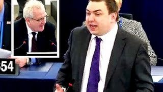 Big-group carve-ups in the European Parliament - Jonathan Arnott MEP