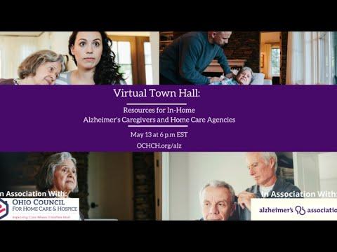 Alzheimer's Virtual Town Hall