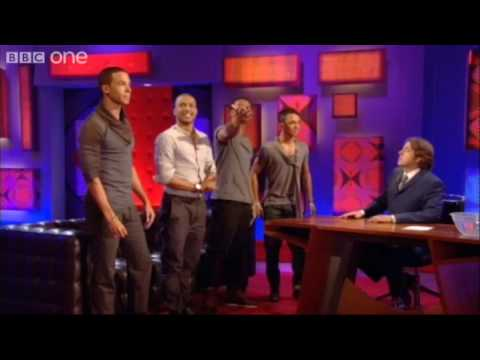 JLS Sing The Killers' Somebody Told Me - Friday Night With Jonathan Ross - BBC One