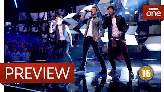 Triple Fret perform for The 100 - All Together Now: Episode 3 Preview - BBC One