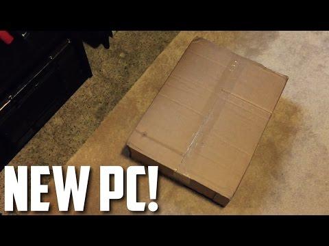 New PC Unboxing! - (Lenovo Y700)