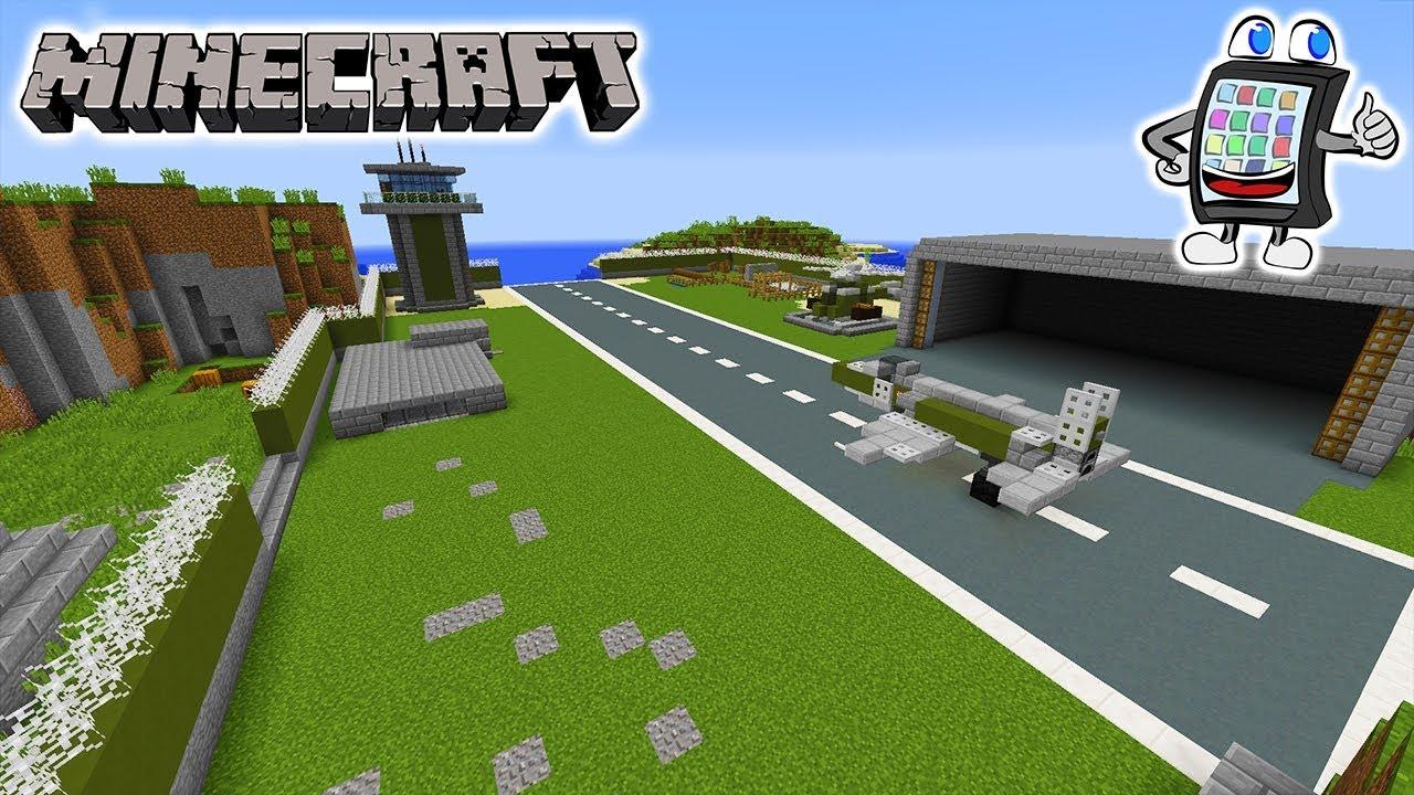 Wir Sind In Eine Minecraft Militarbasis Eingebrochen Military Base