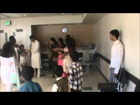 HSS Balagokulam Deepavali Celebration in FosterCity - California USA