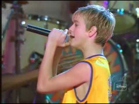 Aaron Carter - Aaron's Party LIVE