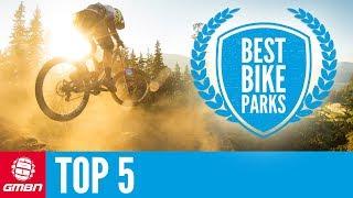 Скачать GMBN S Top 5 Bike Parks From Around The World
