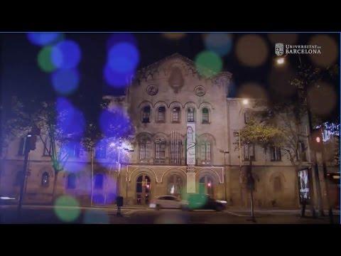 Felicitació Nadal Universitat de Barcelona 2016