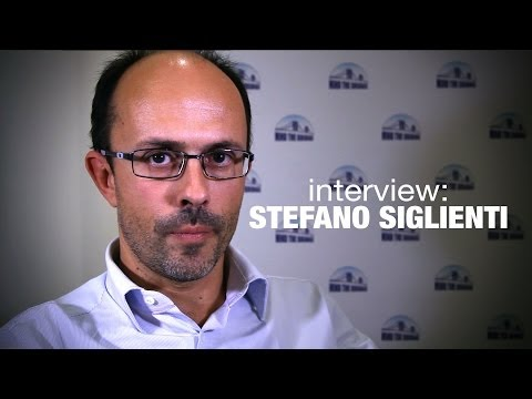 Stefano Siglienti - Angel Investing Global Forum 2013, Milan - Intervista