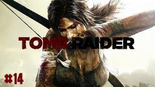 Tomb Raider (2013) Walkthrough Part 14 - Shanty Town #2 (Xbox360/PS3/PC)