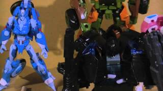 Transformers Reign of Terror Part 3