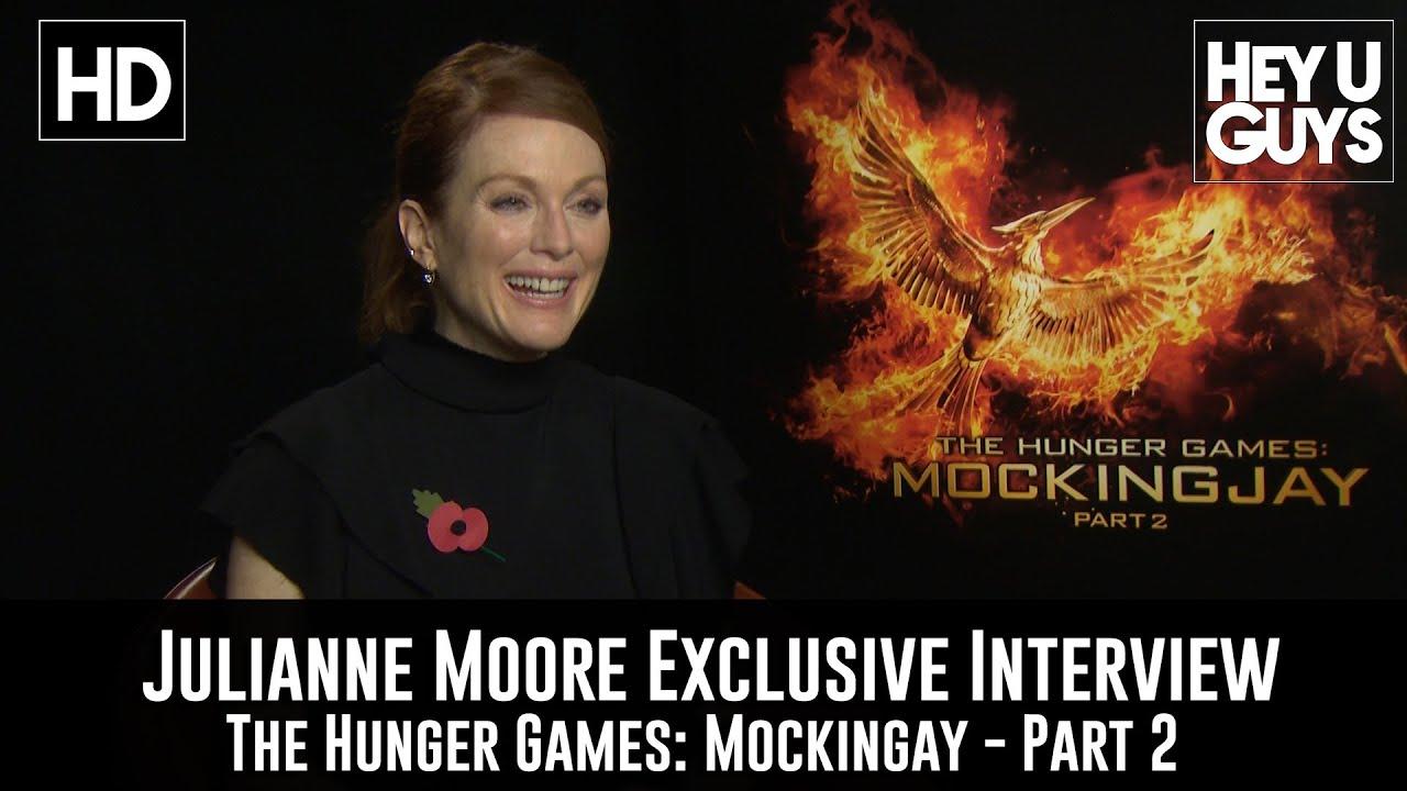 Julianne Moore Exclusive Interview